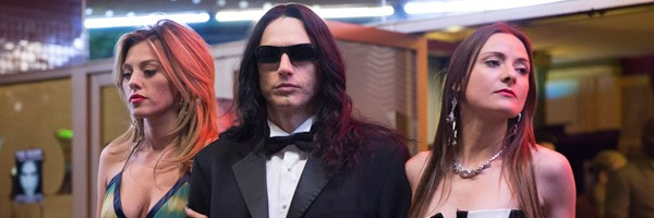 Franko as Tommy Wiseau in The Disaster Artist